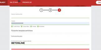 BetClic rejestracja konta