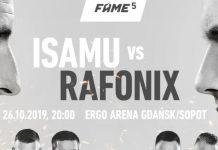 Jak obstawiać w internecie walki FAME MMA 5?